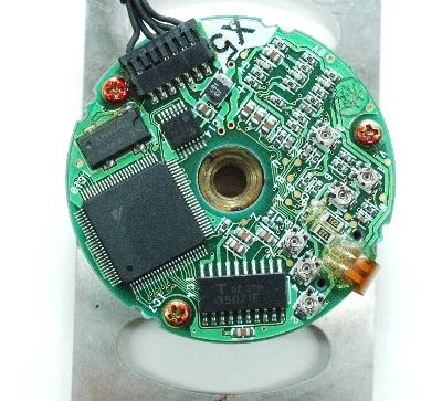New Refurbished Exchange Repair  Yaskawa Internal encoders UTSIH-B17CC Precision Zone