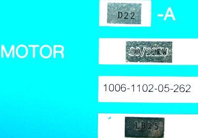 New Refurbished Exchange Repair  Okuma Drives-AC Spindle VAC-I D22-A Precision Zone