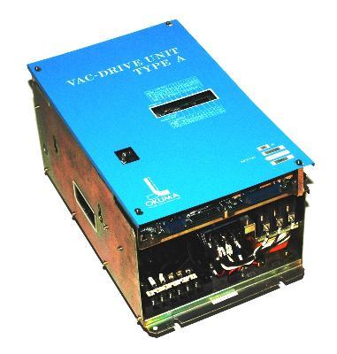 New Refurbished Exchange Repair  Okuma Drives-AC Spindle VAC-I D8-A Precision Zone